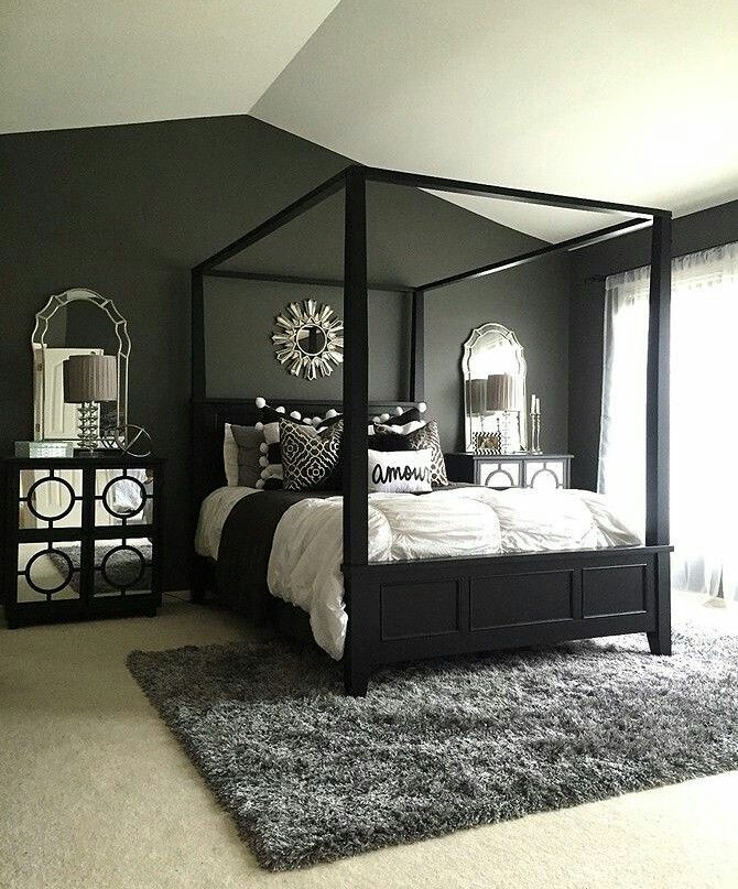 """Monochrome Home Decor"" Awesome Post By @fashion_pick"
