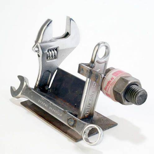 Business Card Holder Tape Dispenser Hot Rods Rat Rods