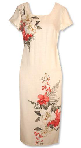 longhems.com long-hawaiian-dresses-06 longdresses  Dresses ...