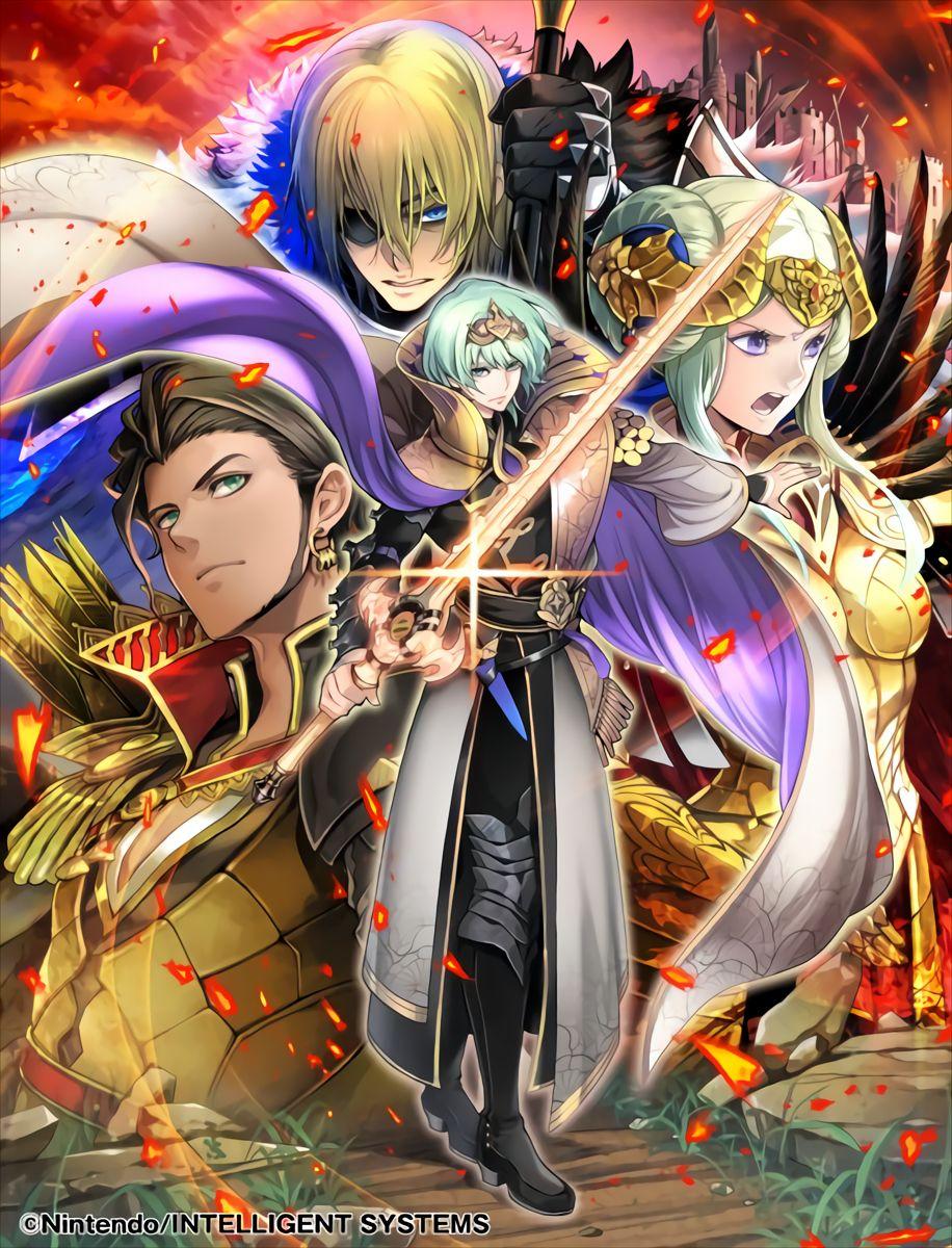 とよた瑣織 on twitter fire emblem characters fire emblem warriors fire emblem