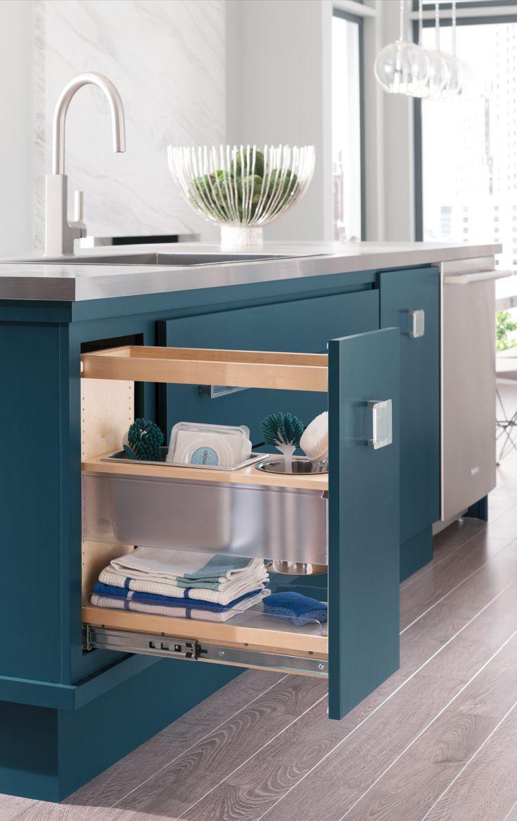kitchen cabinet storage  organization  kitchen interior