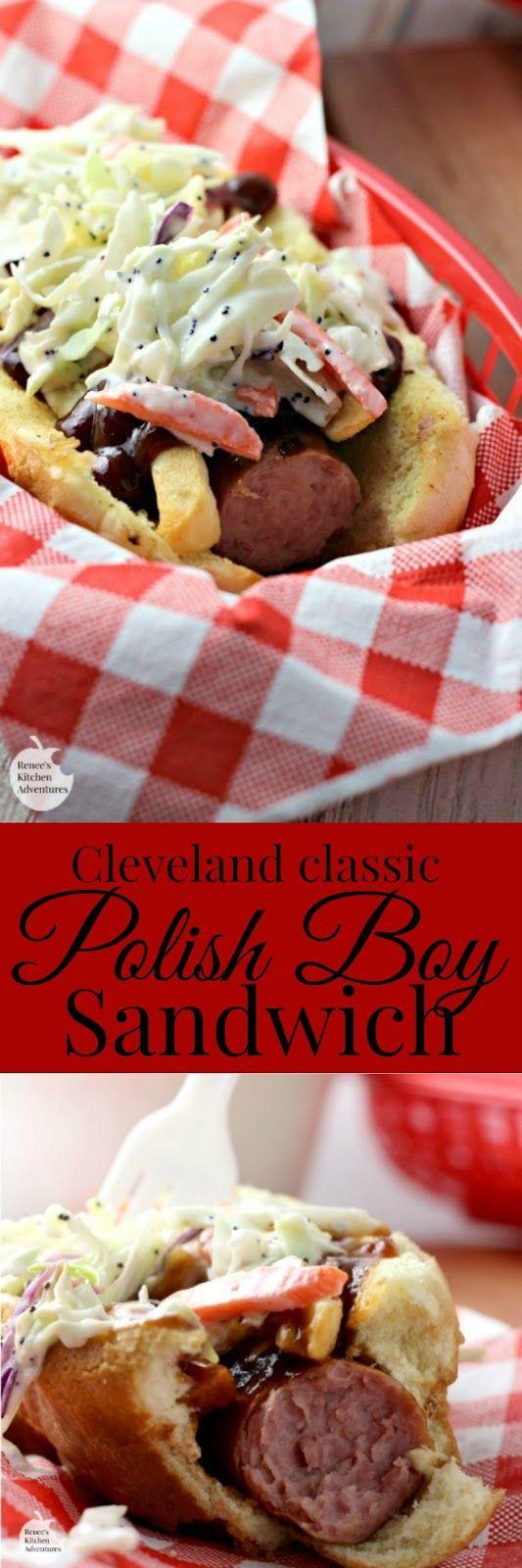 Polish boy sandwich i 2018 renee 39 s kitchen adventures for Renee s kitchen