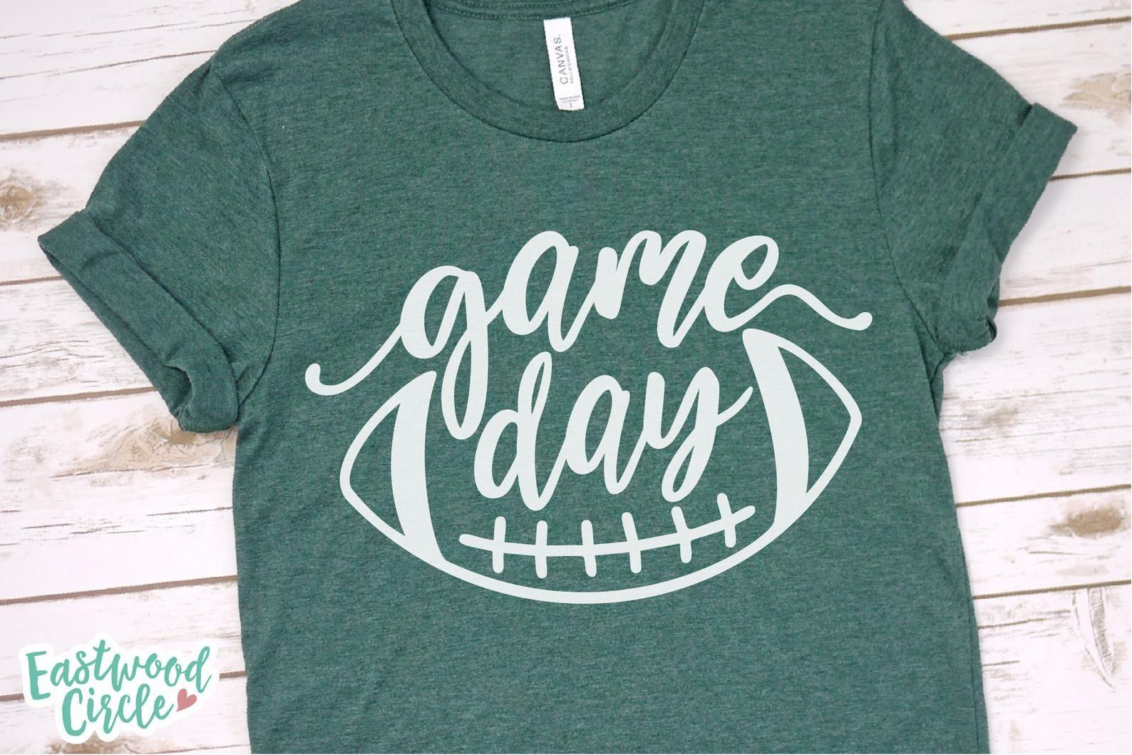 Game Day svg, Football Game Day svg, Game Day Football svg