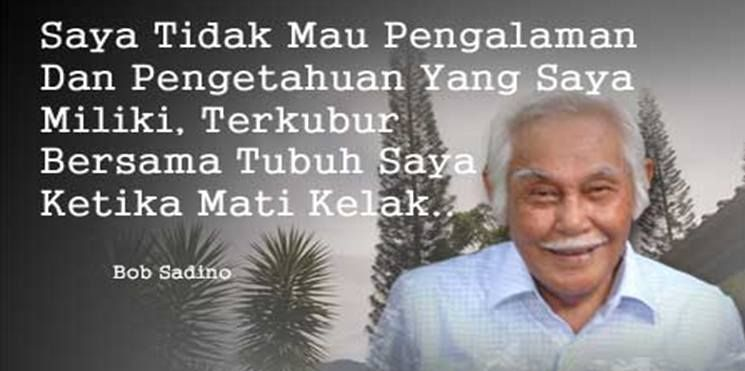 Kata Mutiara Quotes Goblok Bob Sadino Yang Terkenal Quotes By Famous People People Quotes Funny Quotes