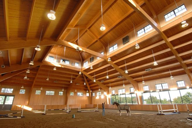 Spectacular indoor arena...good light is a must