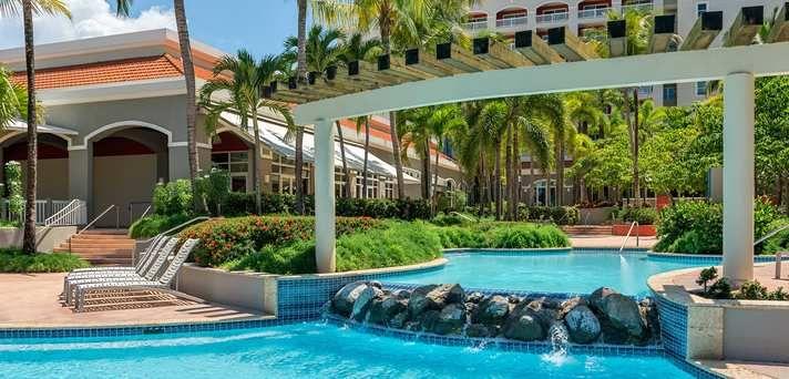 Emby Suites Dorado Del Mar Beac H Golf Resort Hotel Puerto Rico Whirlpool