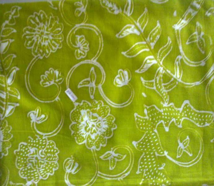 Pin Di Batik Tulis