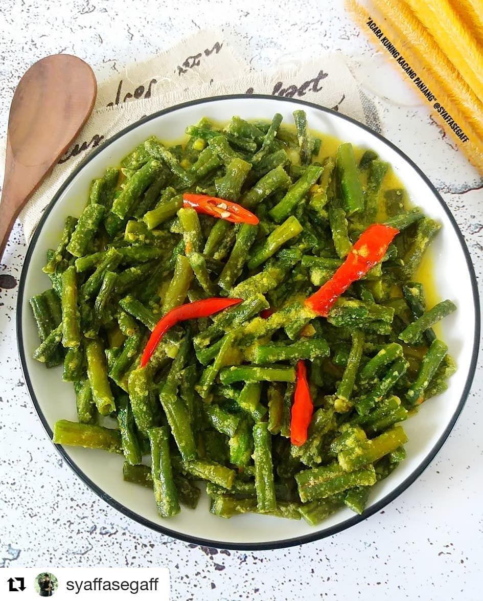 20 Resep Masakan Kacang Panjang Enak Sederhana Dan Mudah Dibuat Instagram Resep Masakan Resep Kacang