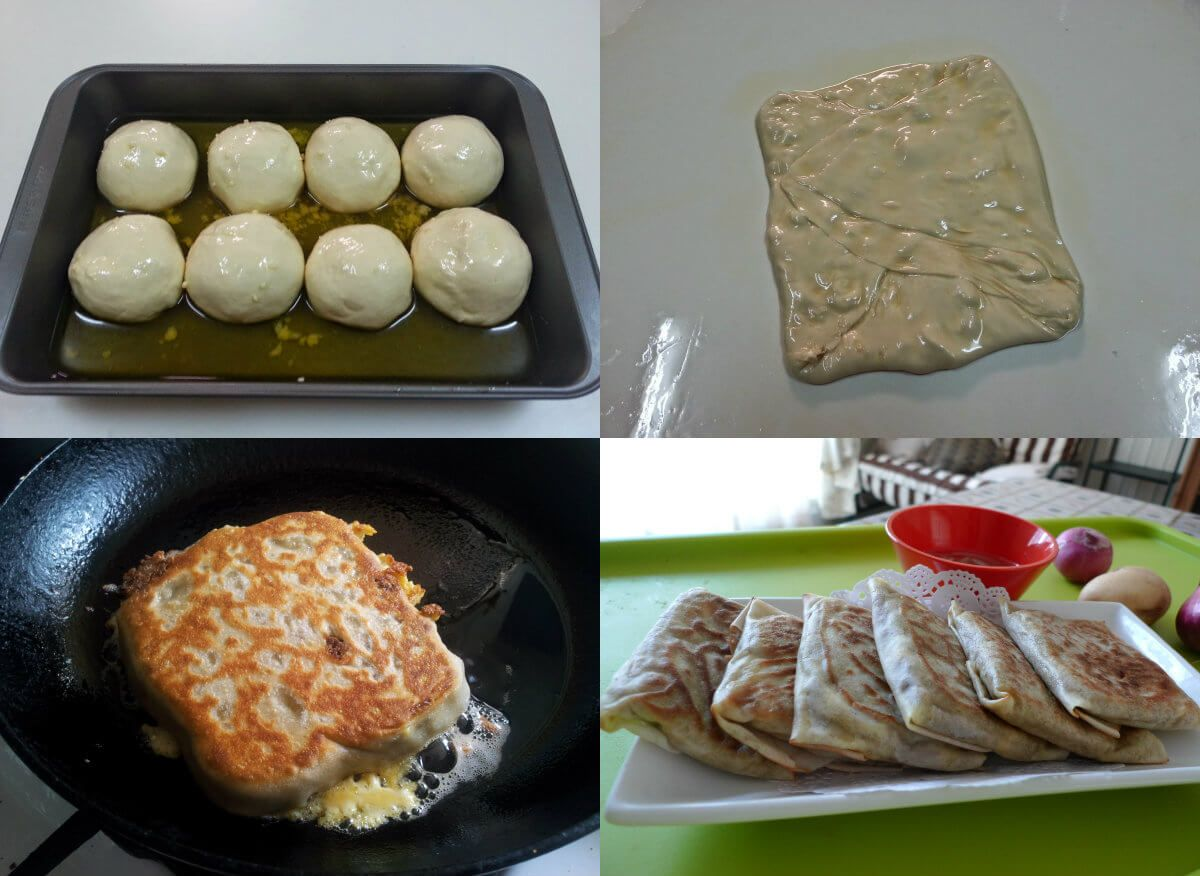 عالم الطبخ والجمال طريقة عمل المطبق السعودي Foodie Food Breakfast