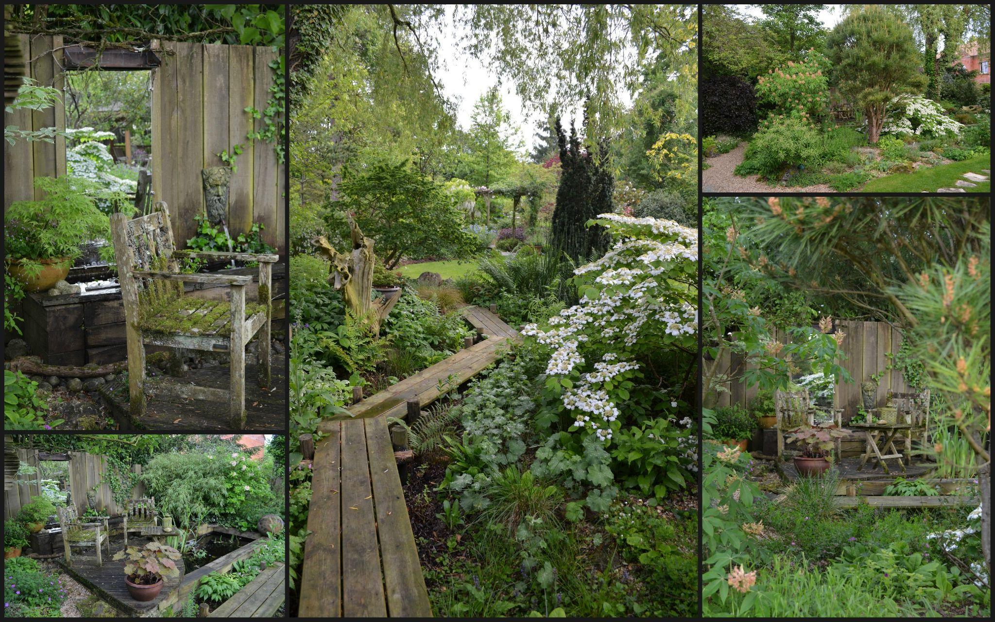 Le Jardin De Sonja Gauron Paysagiste Une Fee D Hiver