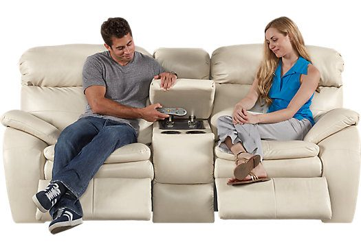Reclining Console Sofa 799 99 82w X