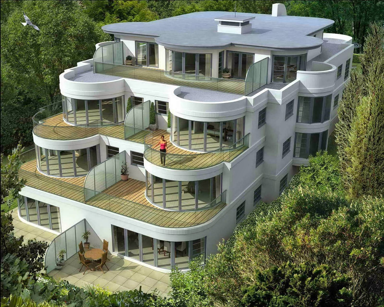 Famous Architecture Houses Design Basic On Modern Architecture Architectural Home Designs