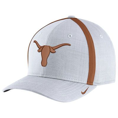 quality design 00d0a 3483c ... inexpensive texas longhorns nike 2017 sideline aerobill coaches  performance adjustable hat white 310c5 7ee66