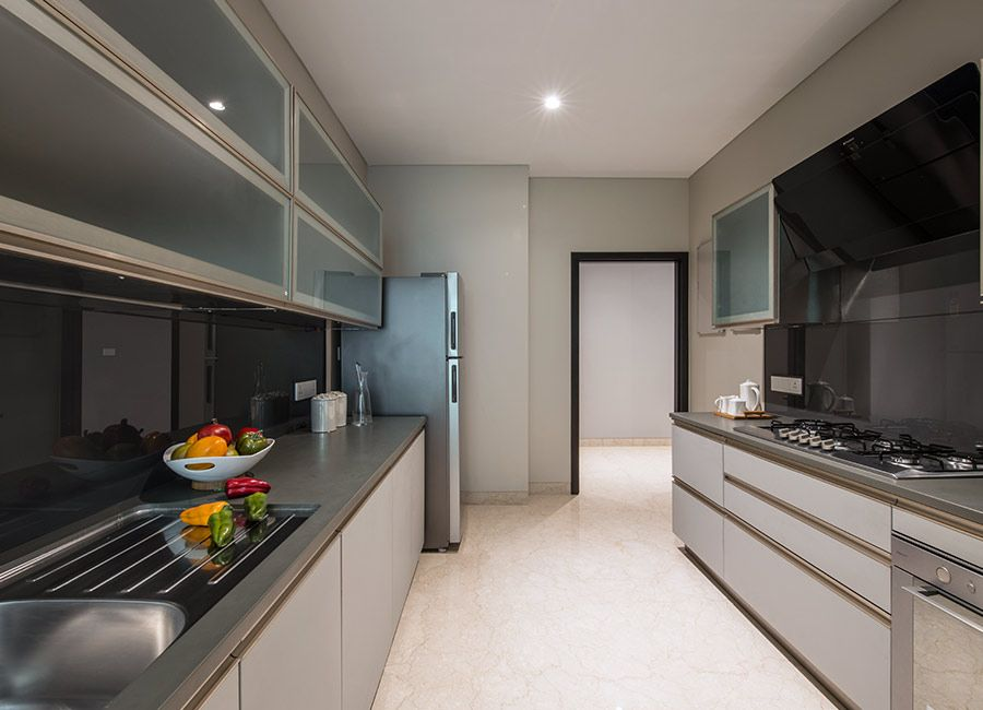 Oberoi Esquire  Kitchen Design  Decor  Pinterest  Flat Enchanting Kitchen Design For Flats Decorating Design