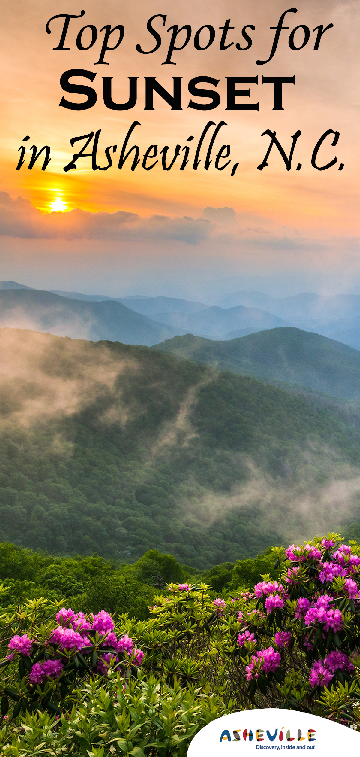 The Top 8 Places to Watch Sunset in Asheville, N.C.