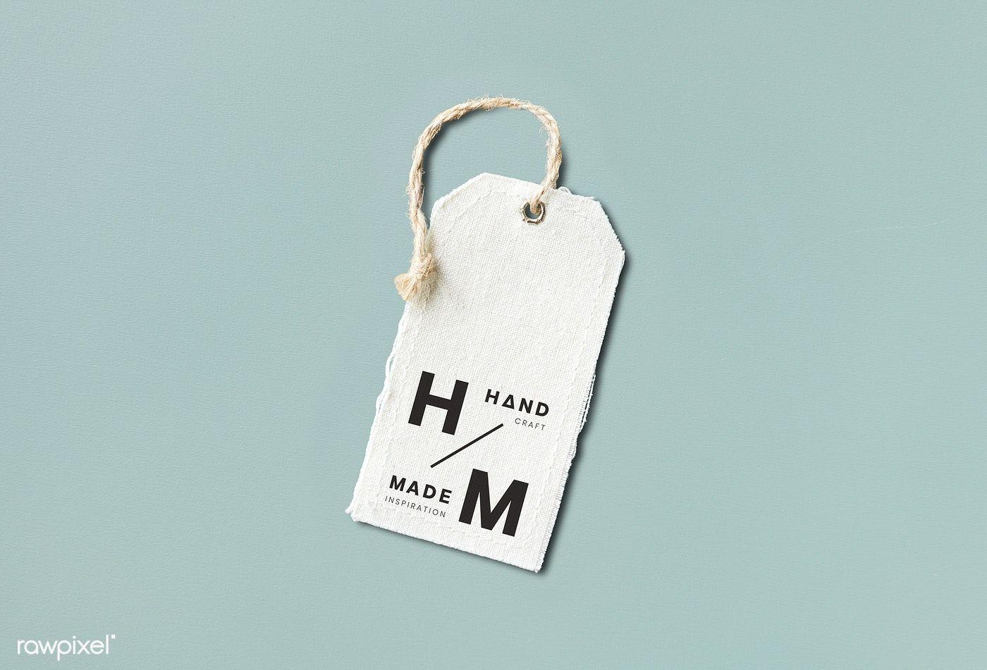 Download Natural Cotton Cloth Label Mockup Free Image By Rawpixel Com Ake Clothing Labels Bag Mockup Natural Cotton