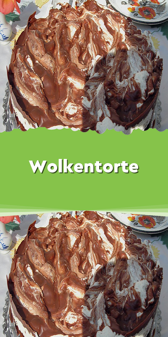 Wolkentorte Brownie Cookies Cake Recipes Easy Homemade Easy Dinner Recipes