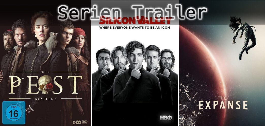 Its serien trailer time pest silicon valley expanse
