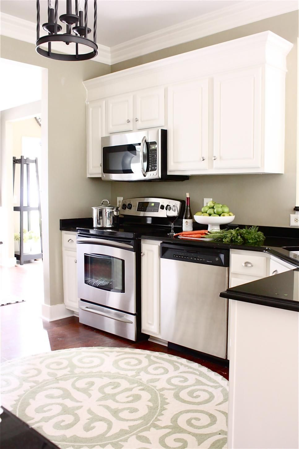 If you have solid but unremarkable buildergrade cabinets the