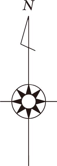 方位記号 方位マークの無料フリーダウンロードイラスト Compass Design 記号 方位 案内図