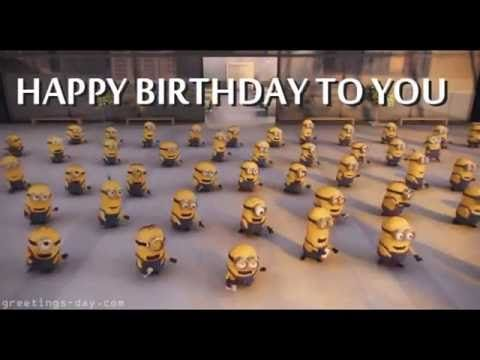Gif Animation Happy Birthday To You Gif And Videos