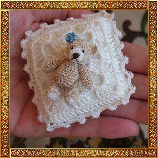 Free+English+Crochet+Patterns+Amigurumi | Vivian bear amigurumi ...