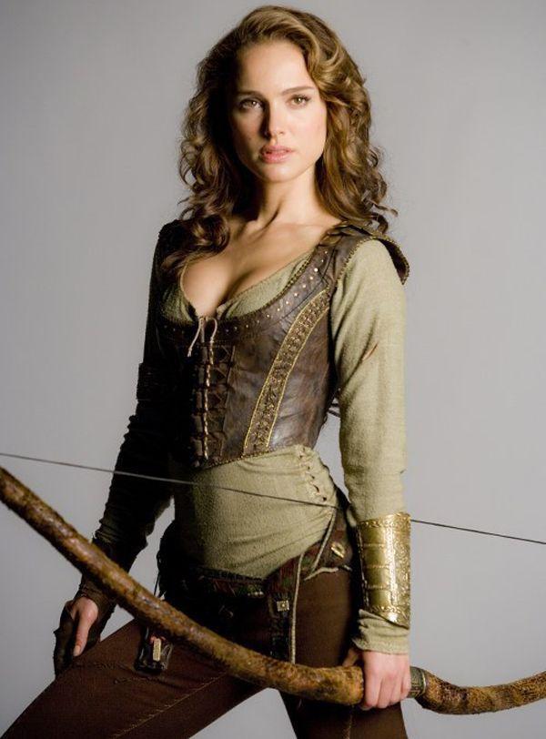 Isabel / Your Highness | Archery Girls | Pinterest | Natalie Portman, Women og Archer