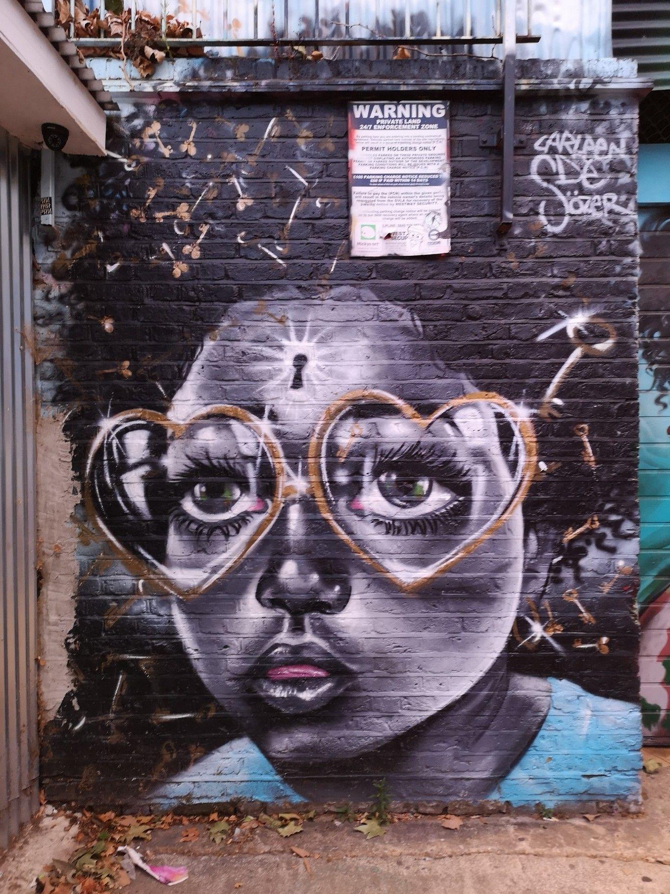 Street art london brick lane 2018