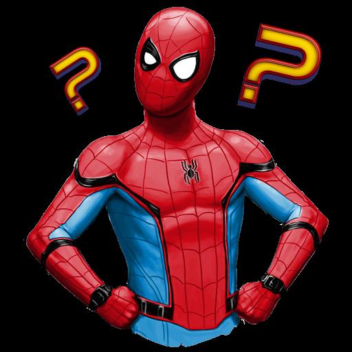Spider Man Homecoming Sticker Spiderman Spider Verse Man