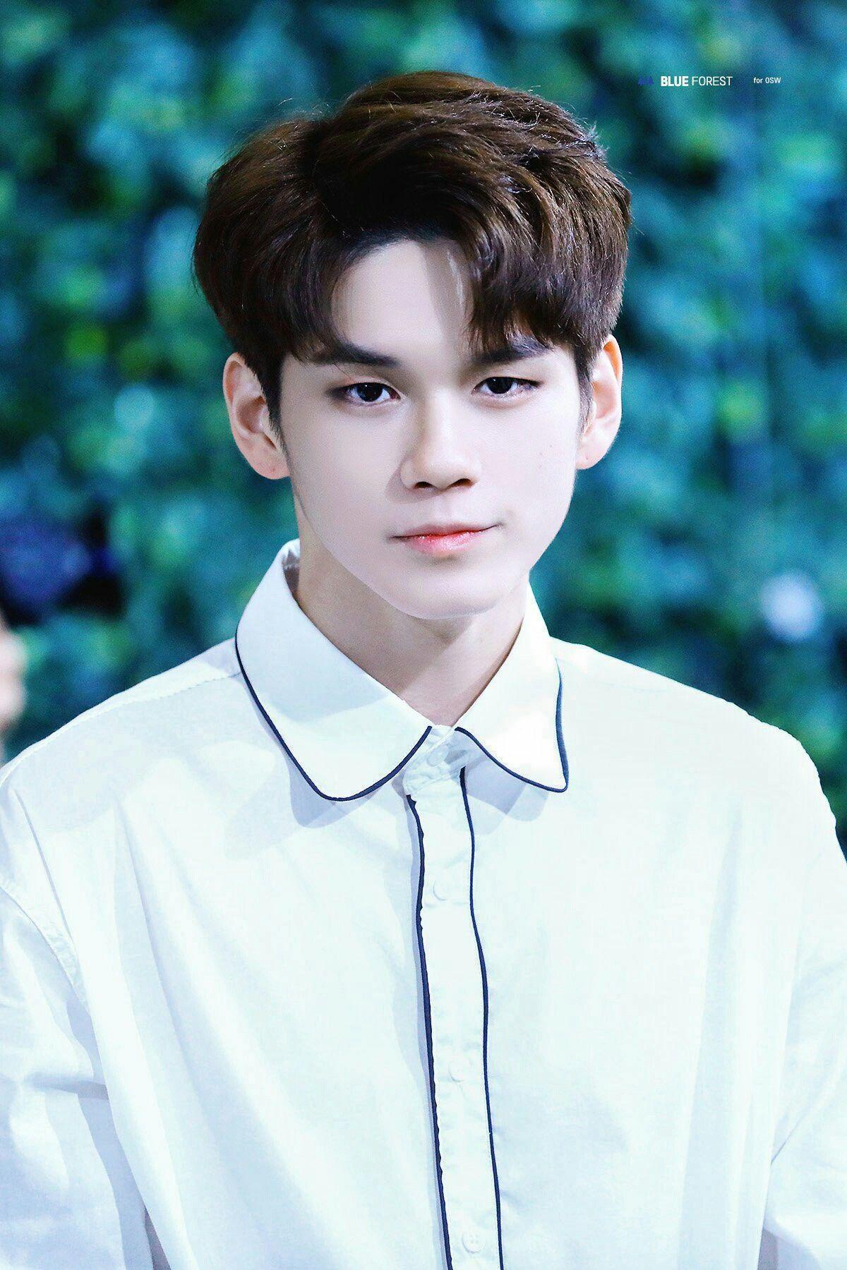 Boy hairstyle latest pin by uyên uyên on wanna one  pinterest  kpop