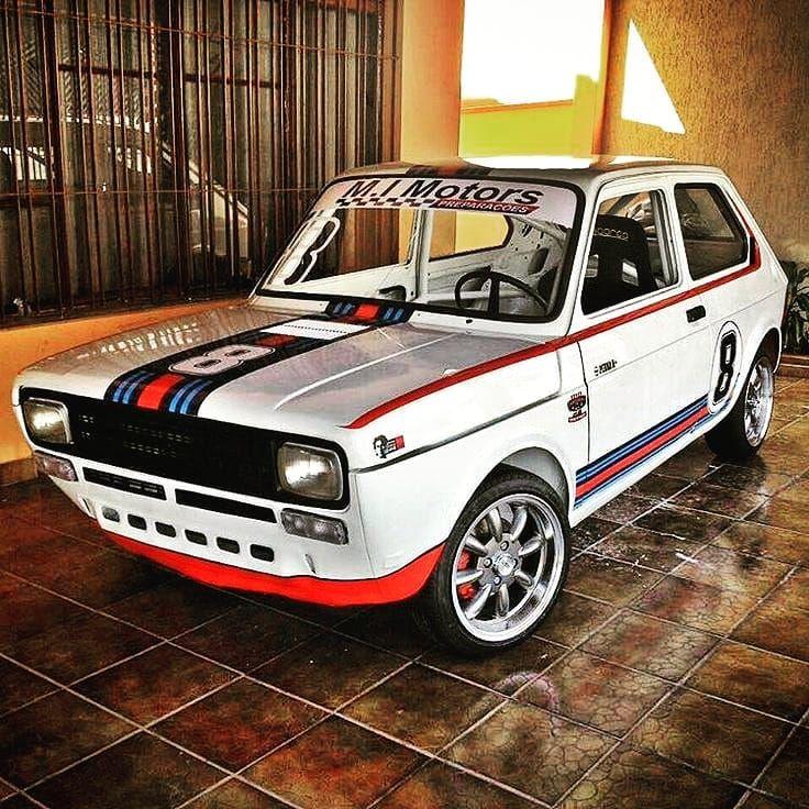 Pin Em Fiat 127