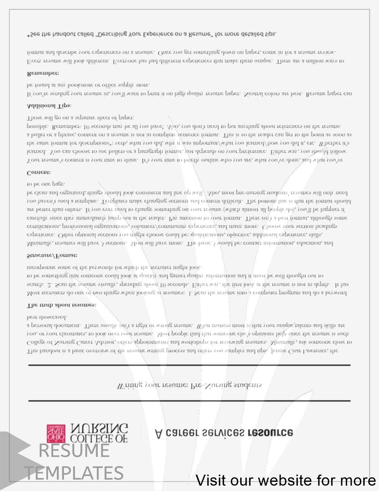 27++ Hr resume sample pdf ideas in 2021