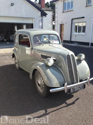 1952 ford angliaFor Sale in Mayo : €3,700 - DoneDeal.ie
