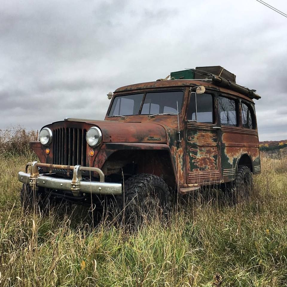 1949 JEEP Willys Overlander *for Sale, Check Link