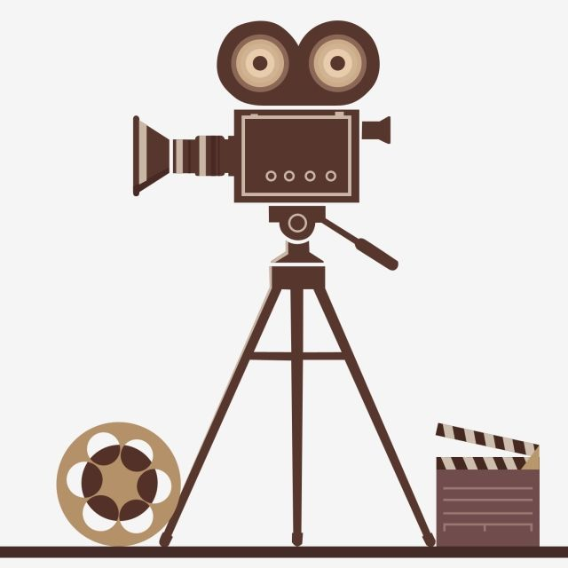 Camera Clap And Film Reel Photo Camerea Vector Camera Graphic Png Transparent Clipart Image And Psd File For Free Download Camera Illustration Camera Logo Vintage Camera Cartoon