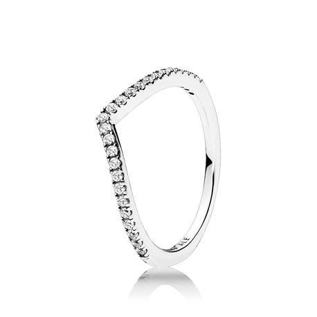 anillo cinta entramada pandora