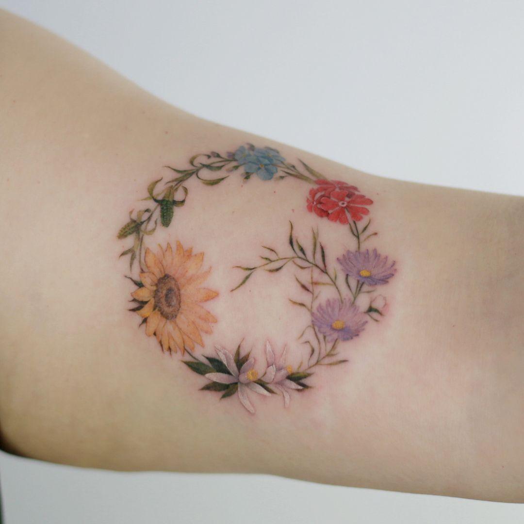 what kind of tattoo should i get female