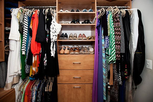 """Shop in Your Closet! - Chance are, you wake up each morning and stare at your closet, wondering what the heck you're going to wear today. And then you reach for the same old standbys. """"People wear less than one-third of their wardrobe,"""" says New York City professional stylist Bryn Taylor, akaThe Re-Stylist, who restyles clients' existing wardrobe."""