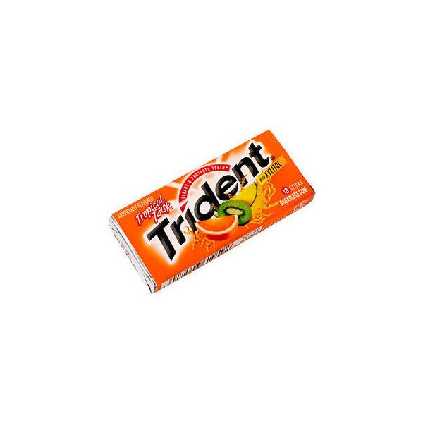 Free Trident Gum At Walgreens Liked On Polyvore Featuring Fillers