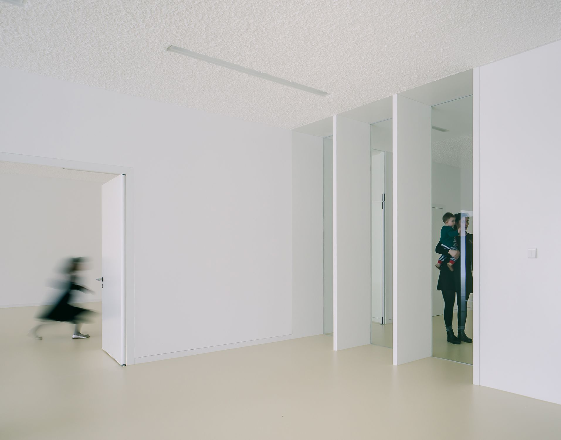 Jan Rösler Architekten, Kita F, Berlin, Fotograf: Simon Menges c/o Brigitta Horvat