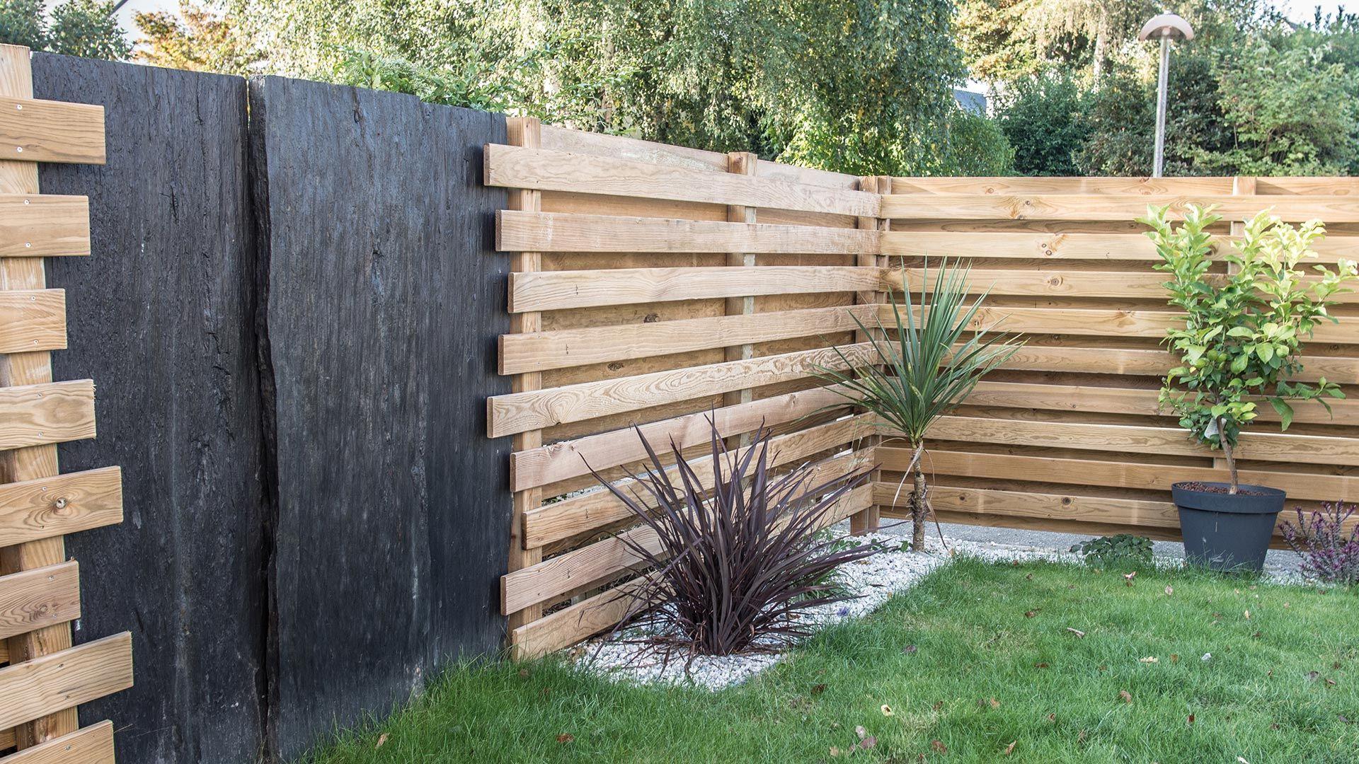 Pose De Cloture Ille Et Vilaine clôtures & claustras - le savoir-faire l'univers des jardins