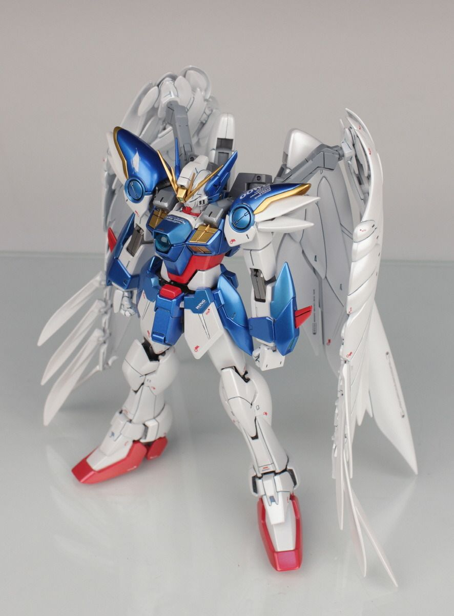 wing gundam zero rg - Google Search | Gundam, Gundam wing