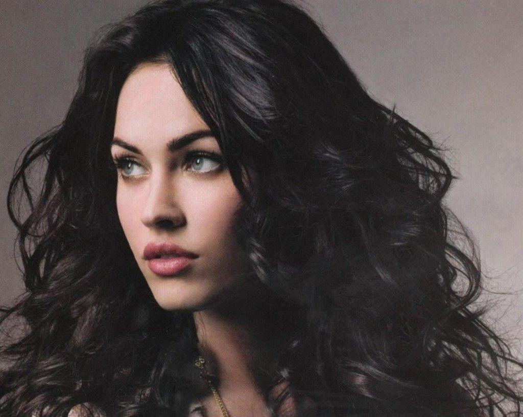 makeup for black hair, blue eyes, and fair skin | black hair