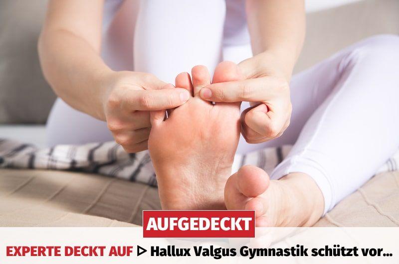 Kann Hallux Valgus Gymnastik wirklich vor einer Op bewahren? ᐅ Experte deckt jetzt auf.. ✅ Die BESTEN ÜBUNGEN zur Selbstbehandlung ✅ Was ist Spiraldynamik?