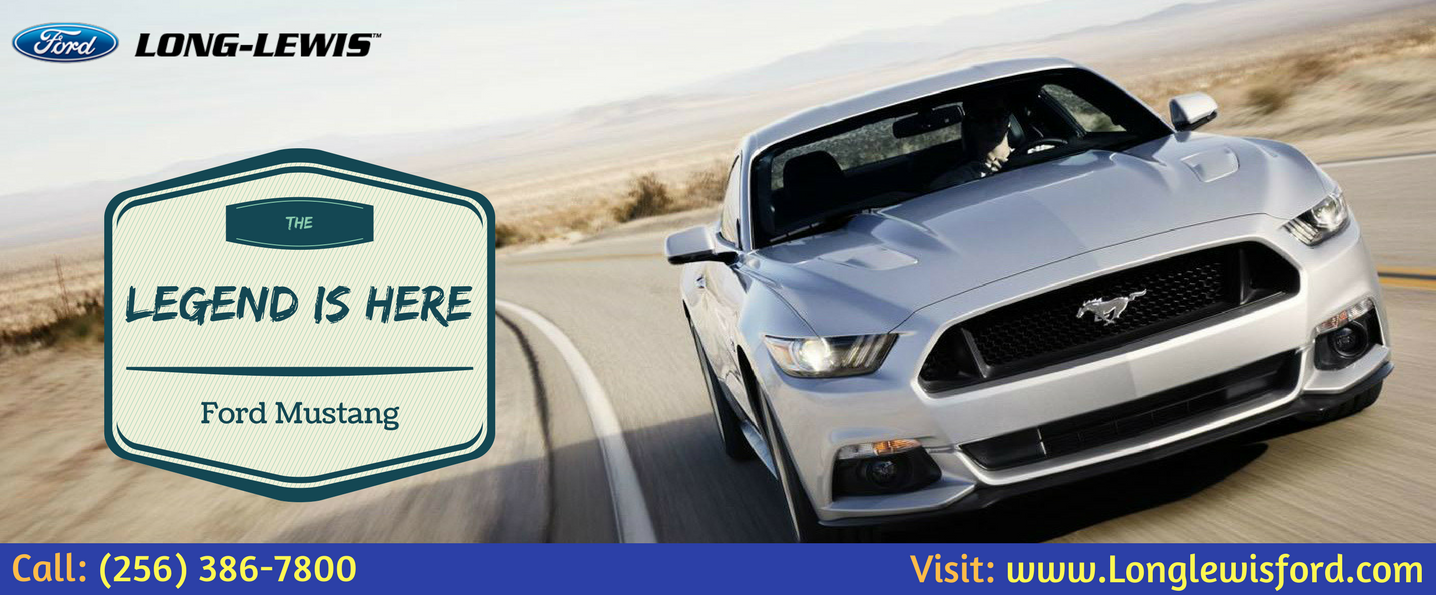 Long lewis offer the new ford mustang 2015 rated at 435 horsepower for awesome performance