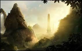 Image result for fantasy art landscapes