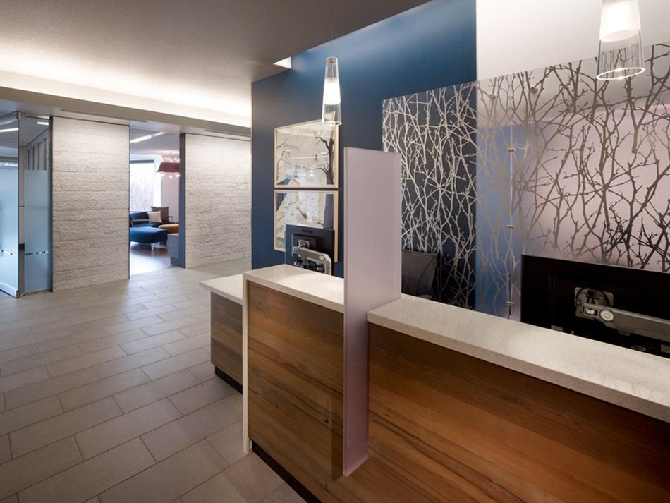 Swedish medical center callison seattle washington for Medical office interior design