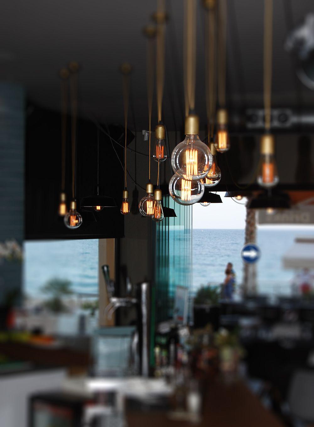 T class es un lugar de estilo industrial la iluminaci n - Iluminacion estilo industrial ...