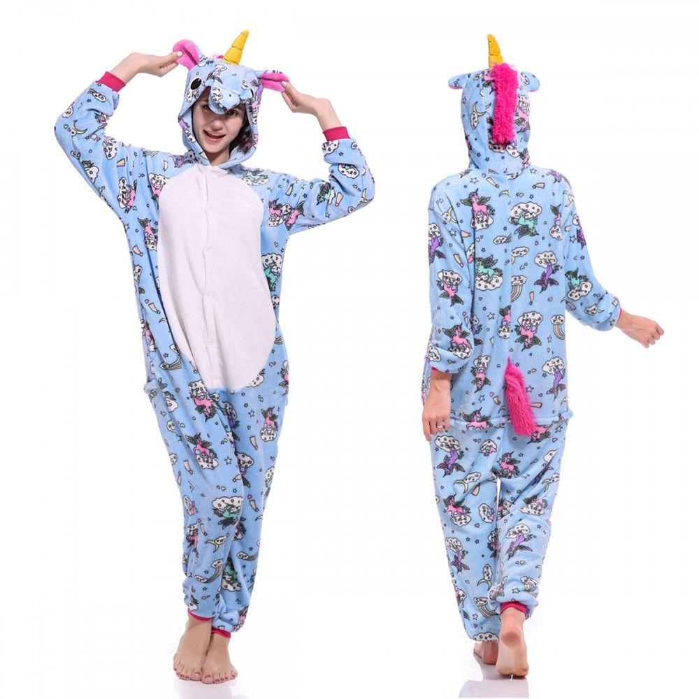 Pin On Kigurumi Animal Onesie Pajamas
