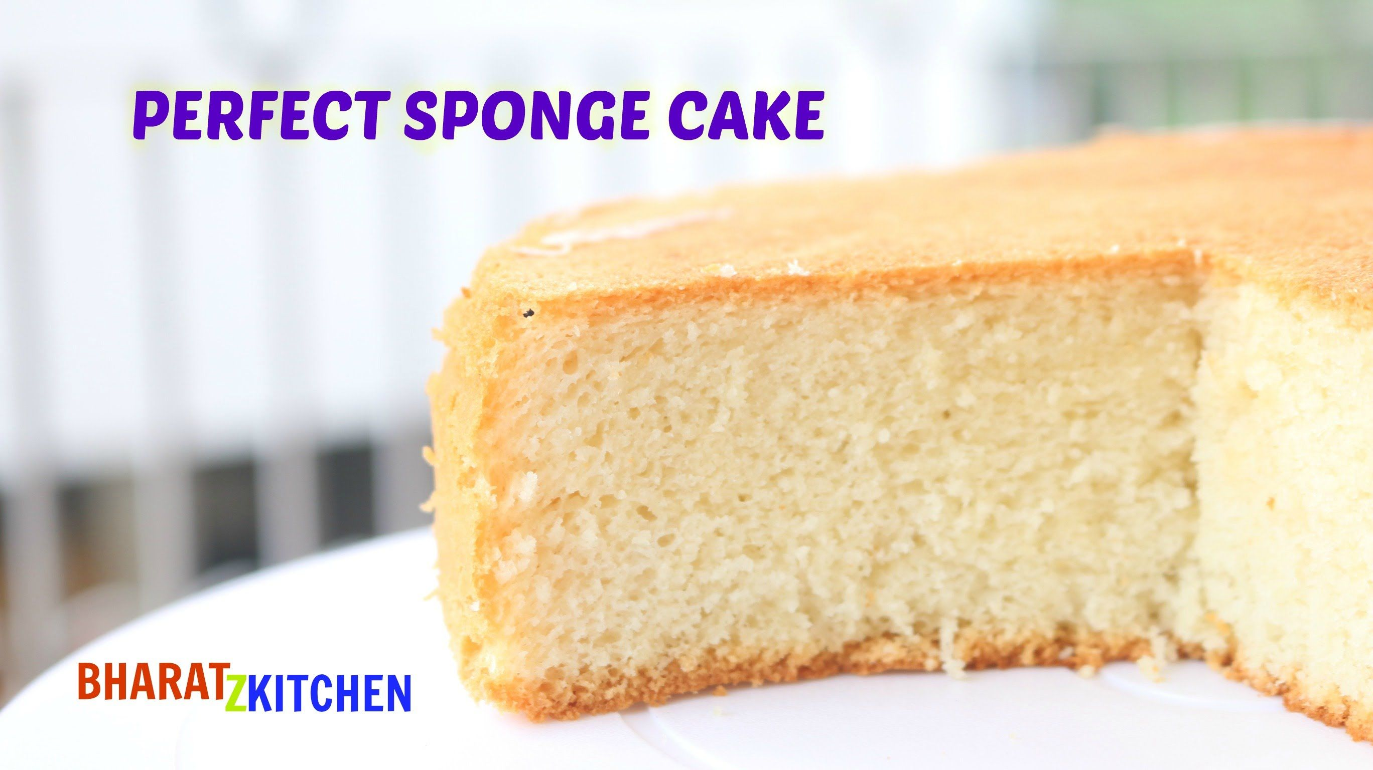How to Make a Vanilla Sponge Cake recommend